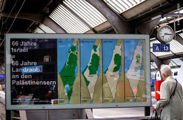 La propagande anti-israélienne se porte bien en Europe