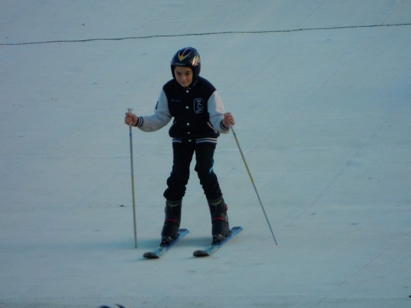 mes homme de ma vie au ski