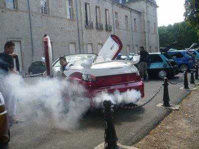 foto prise a la fin de la demo  fumigene prochaine photo au prochain meting