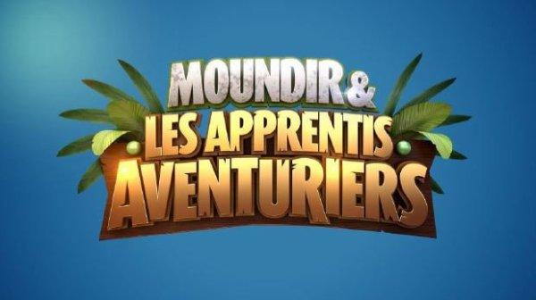 Moundir et ses apprenti aventuriers