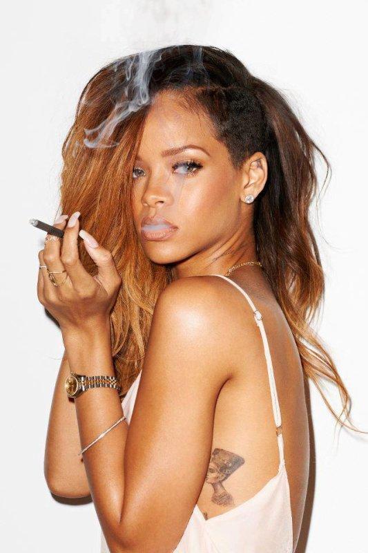 La Plus Belle Rihanna