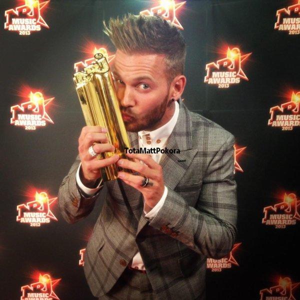 Matt au Nrj Music Awards et Robin des Bois
