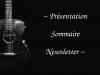 ~ Présentation & Sommaire & Newsletter ~