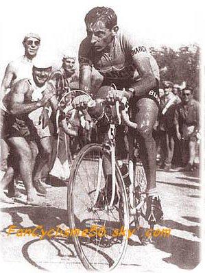 """Fausto Coppi, """"Il Campionissimo"""""""