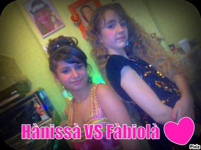 Mwa et Fabiola