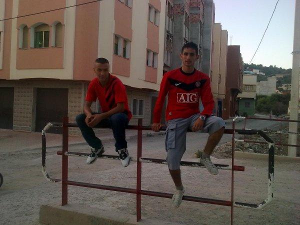 issam  et  moi