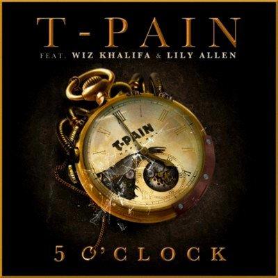 rEVOLVEr / T-Pain - 5 O'Clock ft. Wiz Khalifa Lily Allen (2011)