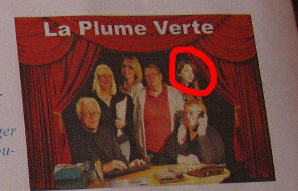 """Nouvelles photos + Sur un """"magazine """" spécial Thonnance pour la Plume-Verte !"""