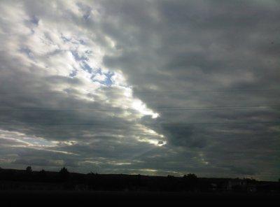 Des nuages dans ce monde
