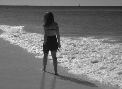 Ma vie n'est qu'une histoire gravée dans la roche que l'on oubliera un jour