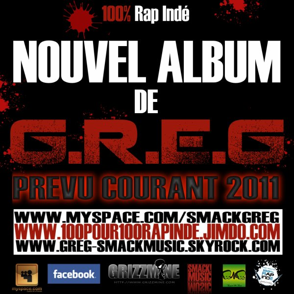 NOUVEL ALBUM EN PREPARATION