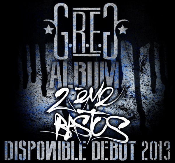 "ALBUM SOLO ""2EME BASTOS"" SORTI PREVU DEBUT 2013 !!"