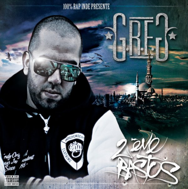 "NOUVEL ALBUM DE G.R.E.G ""2EME BASTOS"" BIENTOT DISPONIBLE"