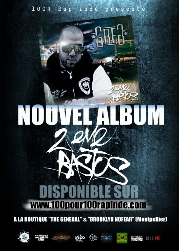 NOUVEL ALBUM DISPONIBLE !!!!