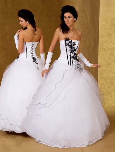 La chanson mon mariage en noir et blanc