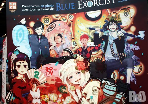 Blue Exorcist (Ao no Exorcist)
