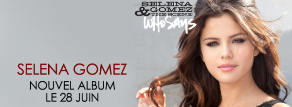 "Selena Gomez and The Scene ""Who Says"""