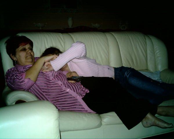 encore ma maman et moi
