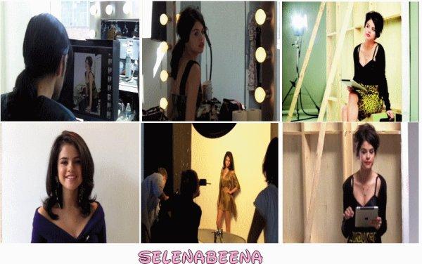 Découvre quelque photos du photoshoot pour le magazine latina,selena est tout simplement sublime sur ces photos :)