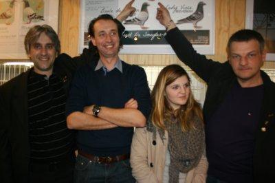 FUGARE: Photos avec des champions