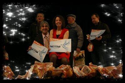 """FUGARE : Remise des Championnats """"La France Colombophile"""""""