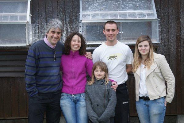 Visite chez Séverine et Mickael FLAVIGNY