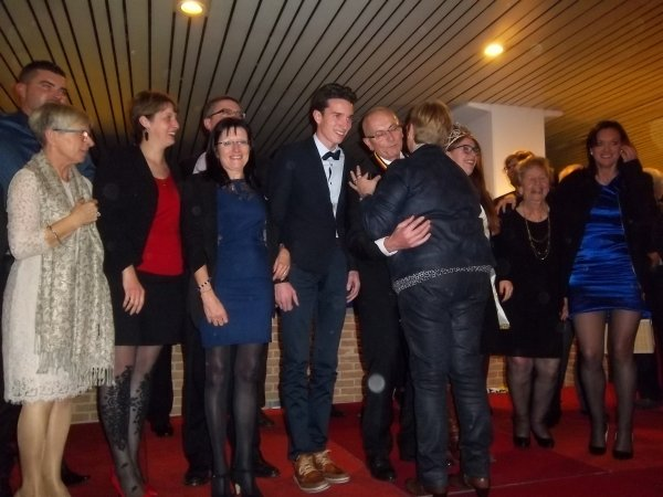 Remise de Prix Barcelone : Gloire aux Cuffel