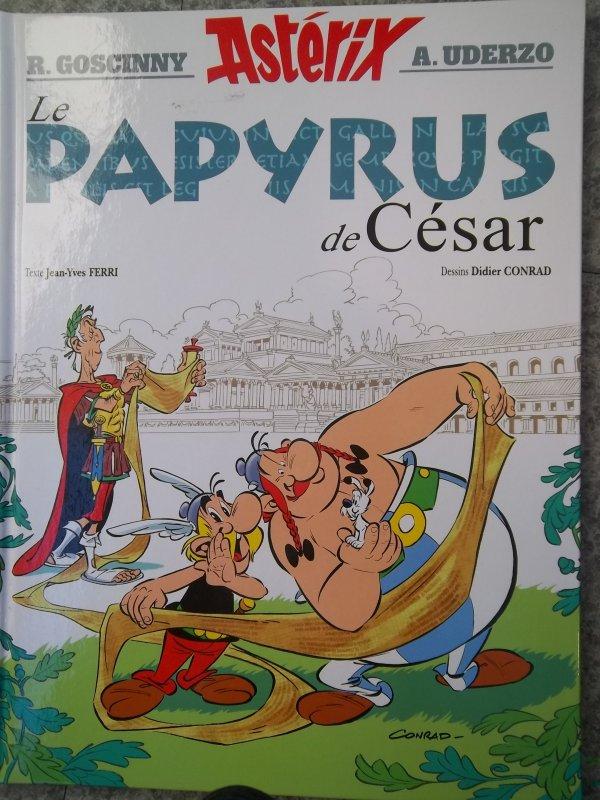 Astérix : Le PAPYRUS de César