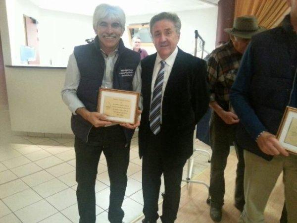 Belle victoire de mes copains Pierrot Savic et Bertrand Dulong sur Niort en gpt
