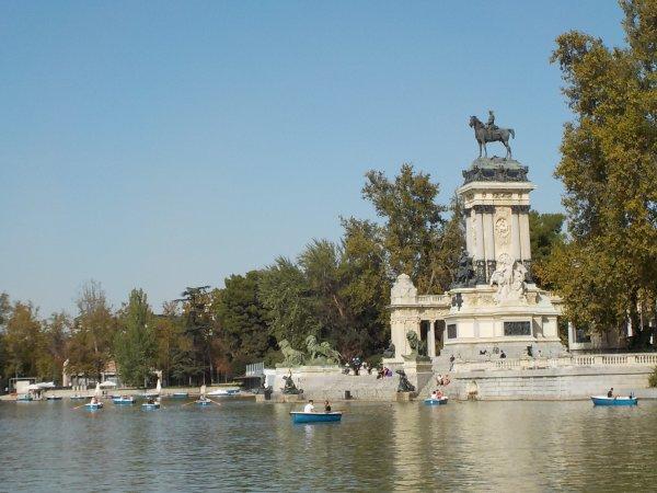 Petite escapade à Madrid le ZOO