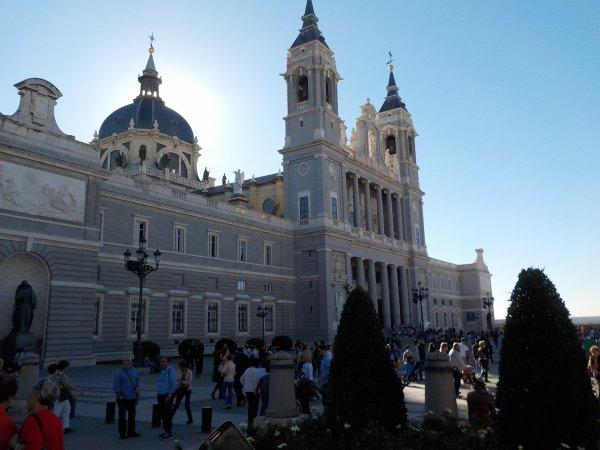Petite escapade à Madrid la VILLE