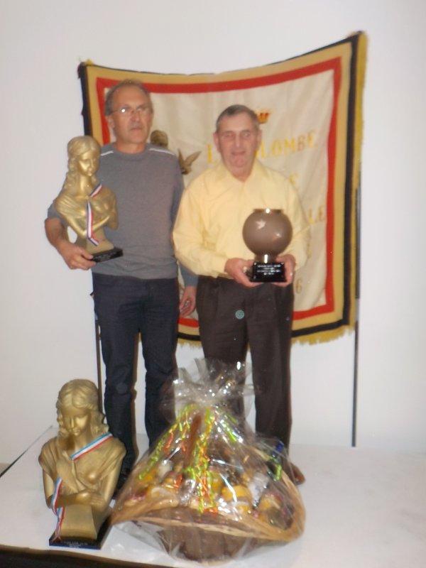 Remise des Prix de Pau et de la Coupe d'Europe