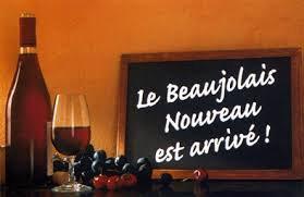 Le Beaujolais est arrivé!!!!