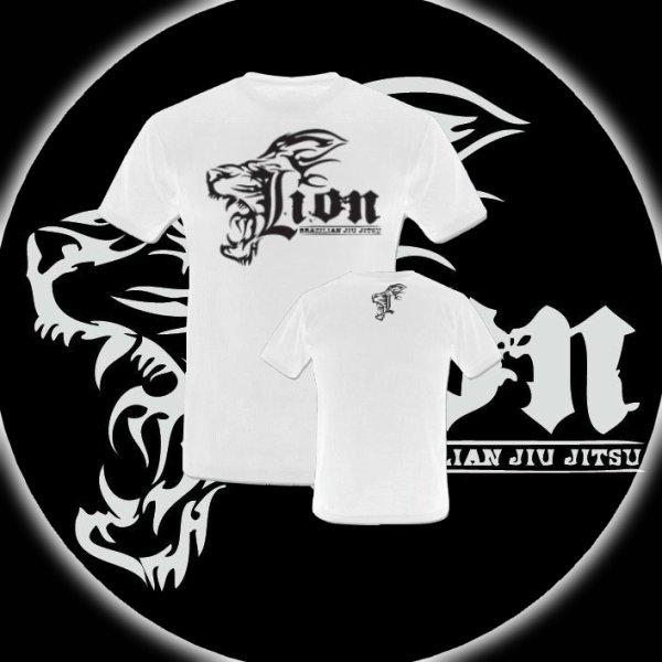 Tshirt Blanc 100% coton Impression en Flex Prix : 20,00¤
