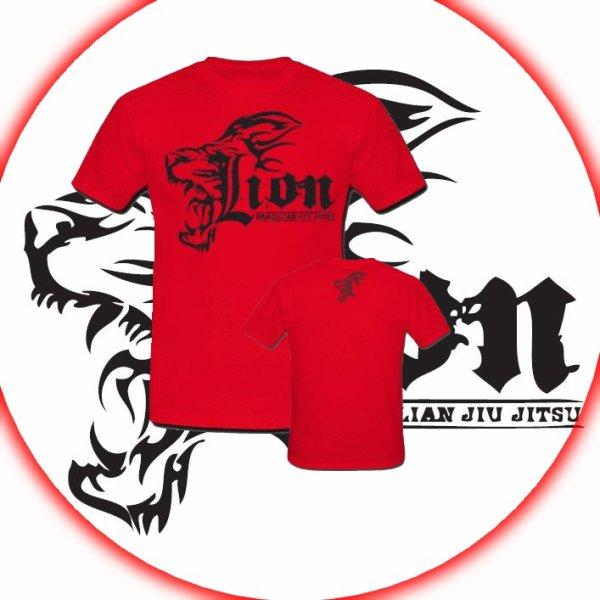 Tshirt rouge 100% coton Impression Flex Prix : 20,00¤
