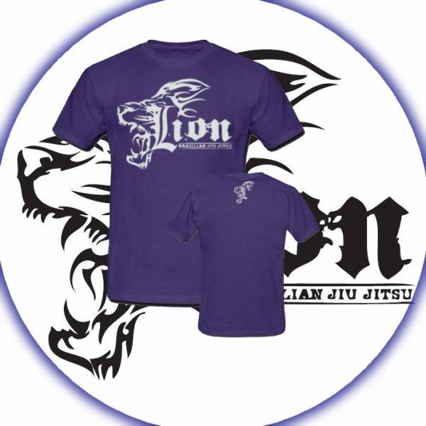 Tshirt Violet 100% coton Impression Flex Prix : 20,00¤