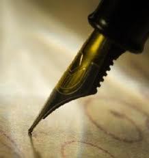 Ecrire, c'est peindre des mots.      - Ben Vautier -