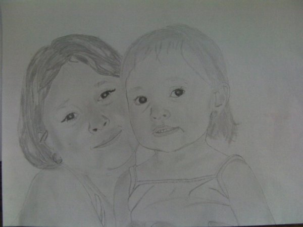 Mes deux petite cousines ^.^