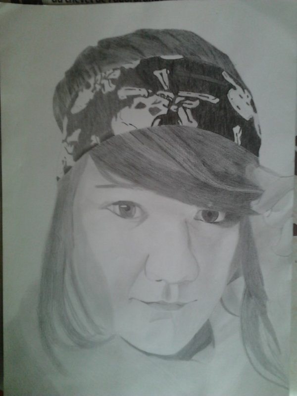 Portrait finit ^.^