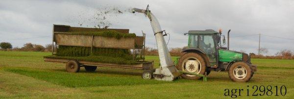 Ensilage d'herbe 2013