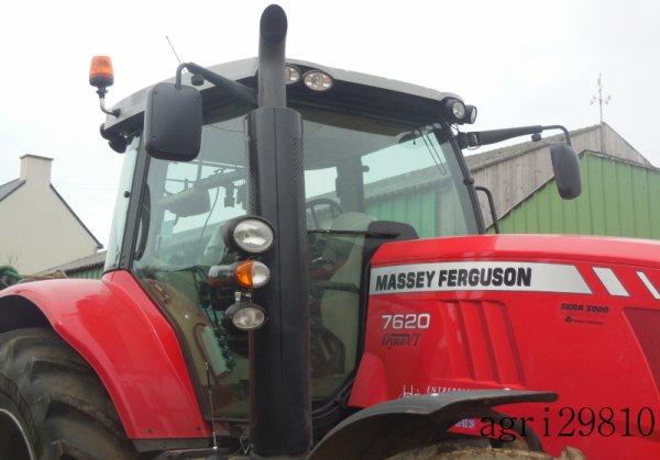 New Massey Fergusson 7620