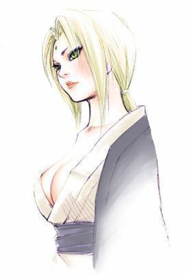 tsunade heikiko (total invention )