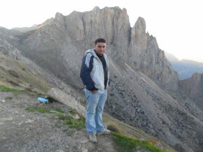 lounis c'est moi dans ma règion en grande kabylie.