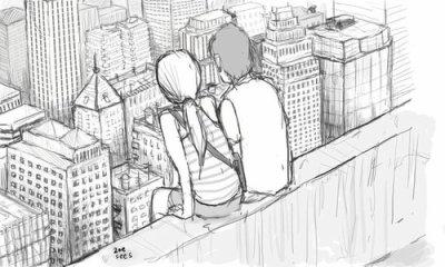 « Il existe une chose qui est pire que d'être avec toi : c'est d'être sans toi. »