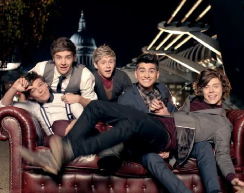 Tournage Clip - One Thing