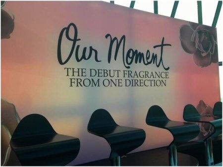"Parfum ""Our Moment"""