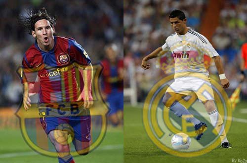 Football - Lionel Messi vs. Cristiano Ronaldo