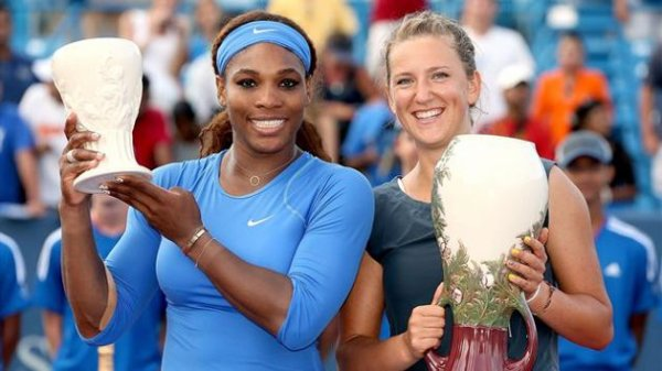 Tennis Women : Serena Williams vs. Victoria Azarenka