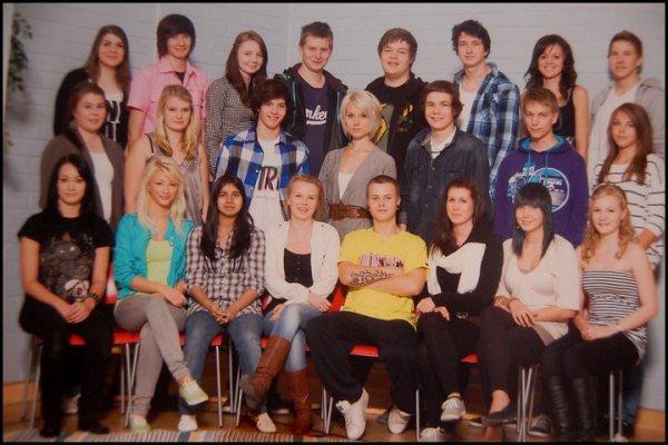 karim & classmates