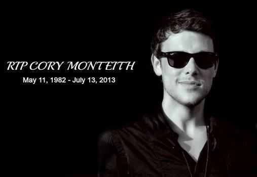 Cory Monteith <3
